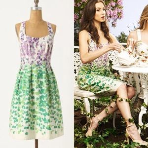 Anthropologie Maeve Wisteria Dress